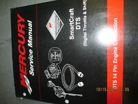 Mercury 90-895072 Smartcraft Dts 14 Pin Service Manual