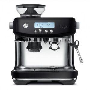 Sage-Appliances-Barista-Pro-Black-Truffle-SES878BTR-Siebtragermaschine-Espresso