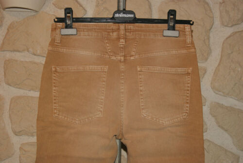Camel 219 New € Marca Etichettato 43 chiuso Skinny Jeans fr Pusher 33 per Size d7UfqwB