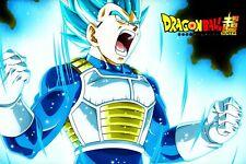 Dragon Ball Z Poster Goku vs Vegeta Super Saiyan SSJ 11x17 13x19