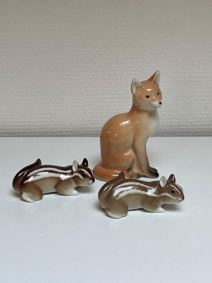 Porcelænsfigurer, Lomonosov