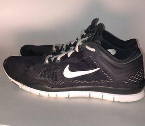 Influyente quiero domesticar  Nike Free Tr 5.0 Fit 4 feminino tênis de corrida Preto Tamanho 9.5 | eBay