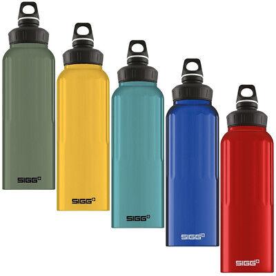 SIGG Water Bottle Traveller Red 750 ml Outdoor Travel Portable Hiking Aluminium