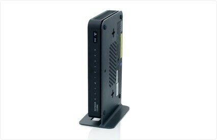 Router, wireless, Netgear CG3000
