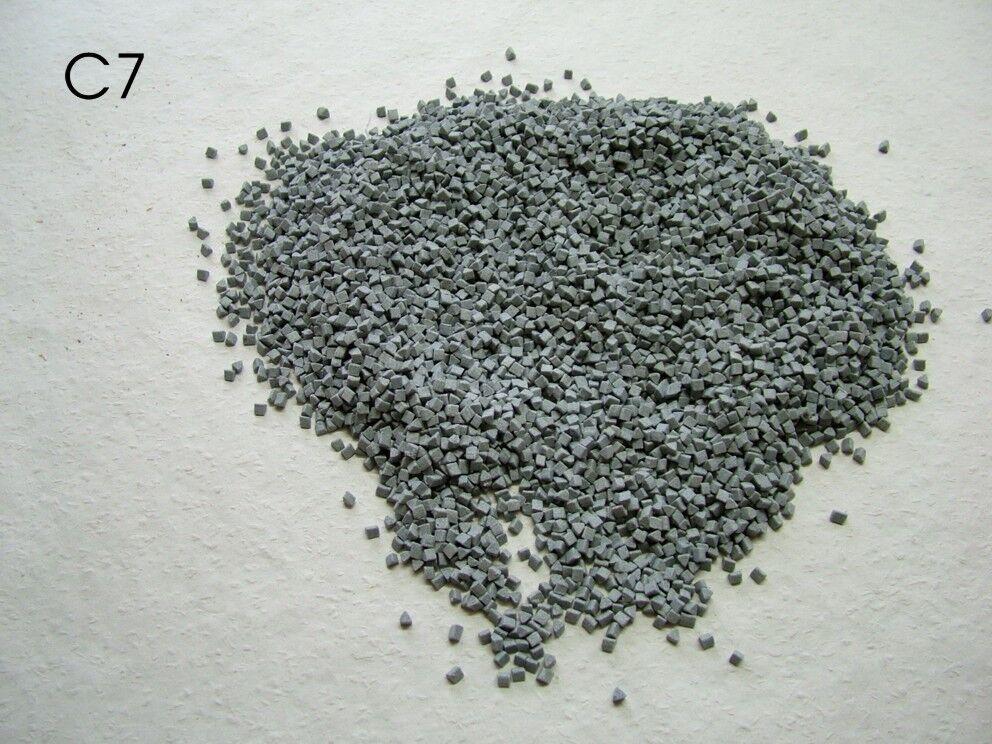Keramikschleifkörper Schleifen,Entgraten 4x4 mm mittel stark schleifend 3kg