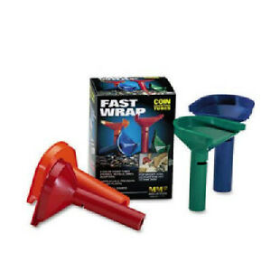 MMF Fast Wrap Coin Tubes, by Steel Master