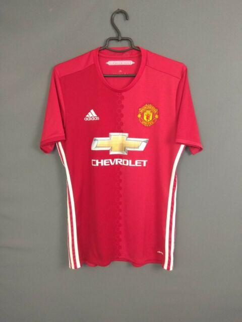 Manchester United Jersey 2016 2017 Home M Shirt Mens Trikot Adidas AI6720 ig93