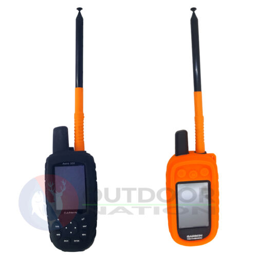 "3 pc Long Range 42/"" orange Antenna fit Garmin Alpha 100,Astro 430 320 220"