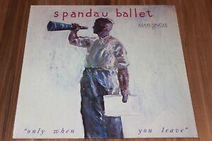 Spandau-Ballet-Only-When-You-Leave-1984-Vinyl-12-034-Chrysalis-601-357