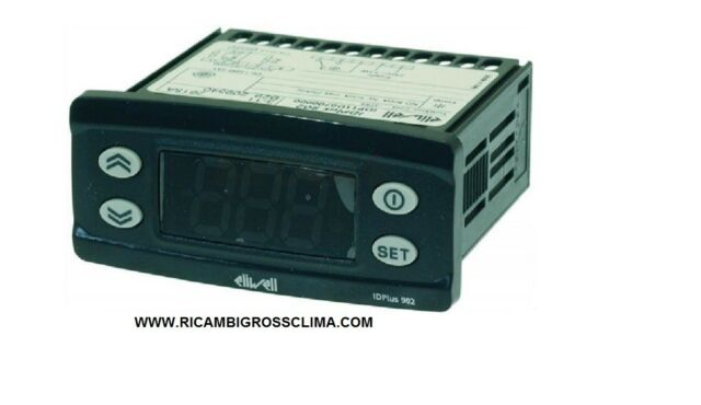 TERMOSTATO ELETTRONICO  ELIWELL IC PLUS 915 - 230V 50/60Hz  - SONDA OMAGGIO