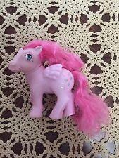 Vintage My Little Pony Pegasus Pink Heart Throb Glitter Wings Hasbro 1984