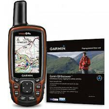 Garmin GPSMAP 64s Handheld GPS with GPS and GLONASS 010-01199-10