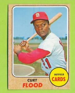 1968-Topps-Curt-Flood-180-St-Louis-Cardinals