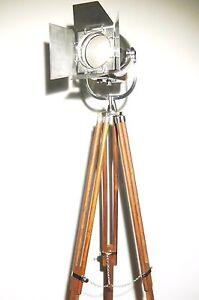 Vintage Film Lamp Industrial Antique Art Alessi Theatre
