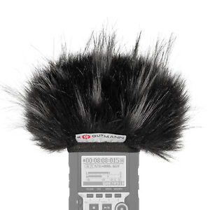 Gutmann Fur Microphone Windshield Windscreen for Olympus DM-650