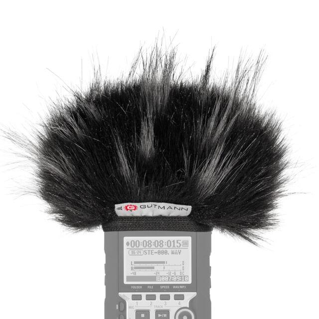 Gutmann Mikrofon Windschutz für ZOOM H2n Modell NEPTUNE