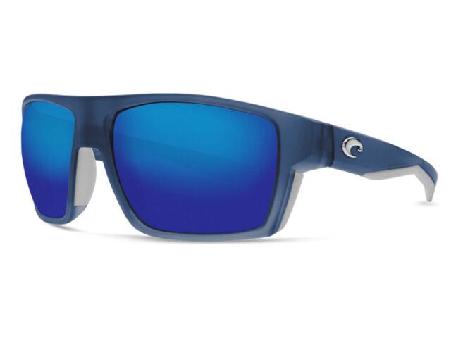 ce2d3603aa Costa Del Mar Bloke Polarized Blk193 OBMGLP Sunglasses Bahama blue Glass  580g