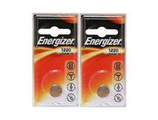 Energizer Lithium Button Cell Battery - 3v DC ECR1220BP