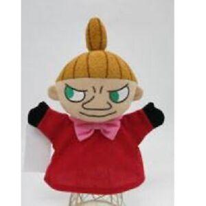 Sekiguchi-Moomin-Mano-Marioneta-Juguete-de-Felpa-Poco-My-Altura-sobre-24cm