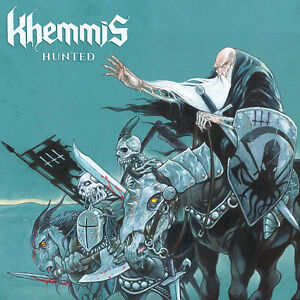 Khemmis Hunted Newlim250 Bluewhitegreyus Epic Doom