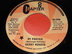 Gerry-Monroe-My-Prayer-I-039-ll-be-With-You-In-Apple-Blossom-Time-45