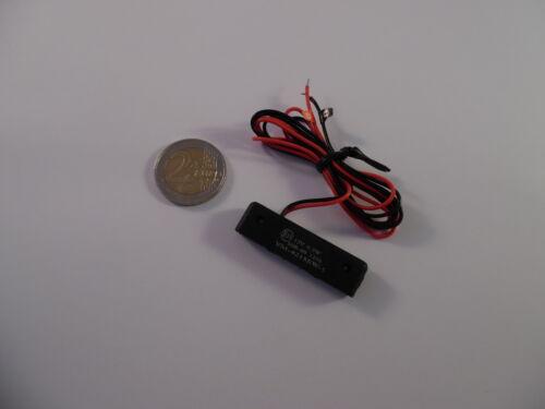 YAMAHA XS 750 Kennzeichenhalter seitich XS750 mit Beleuchtung