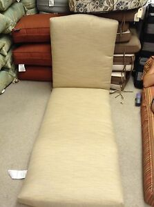 Image Is Loading 1 Frontgate Venice Outdoor Patio Chaise Lounge Cushion