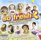 So Fresh: Hits of Summer 2016/ Best of 2015 by Various Artists (CD, Nov-2015)