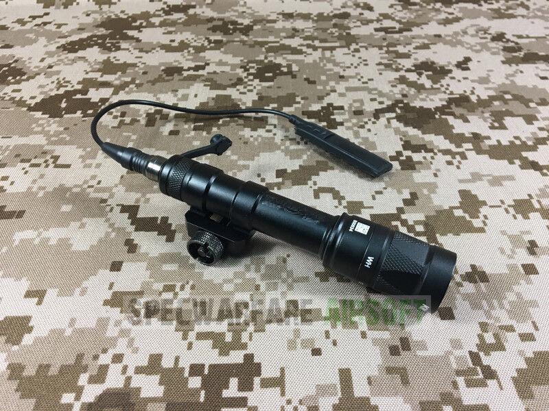 Element M600W KM2-A Scout Light Full Version (Strobe Output Ver.) (BK) EX377-BK