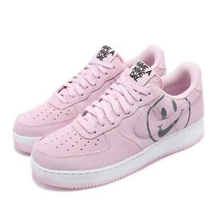 vente chaude en ligne b83d9 84738 Details about Nike Air Force 1 07 LV8 ND AF1 Have A Nike Day Pink White Men  Shoes BQ9044-600