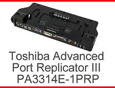 El software de Toshiba Advanced Port Replicator III portege pm100 m200 m300 Satellite m10/1.7