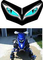 Yamaha Sled Snowmobile Fx Nytro Phazer Rs Rx Max Headlight Decal Sticker 3