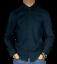 Camicia-Uomo-Slim-Fit-Cotone-Elastico-Manica-Lunga-Tinta-Unita-aderente-BIANCO miniature 5