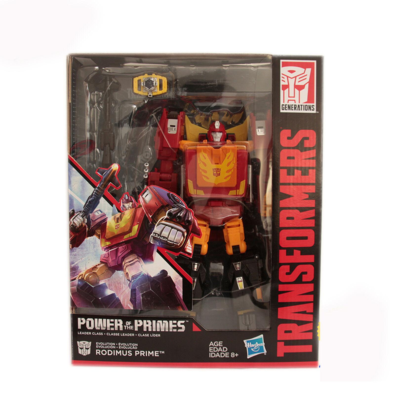 mejor marca Transformers Power Of The Primes Primes Primes RODIMUS PRIME Regalo Natale Giocattoli Gift Juguete  nuevo listado