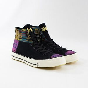 Converse-Chuck-Taylor-All-Star-70s-Hi-Patchwork-BHM-2019-Men-039-s-Size-11-5-165556C