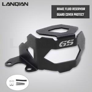 For BMW F800GS F700GS 2013-18 Black Front Brake Fluid Reservoir Guard Protector
