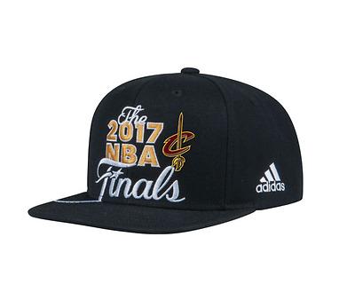 Cleveland Cavaliers Adidas 2017 Eastern Conference Locker Room Snapback Hat