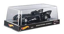 Hot Wheels 1:24 Hot Wheels 1:24 DC BATMAN RETURNS ELITE HERITAGE BATMOBILE