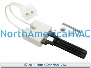 Flat Style Hot Surface Ignitor Luxaire Coleman and Other Top Brands Air Pro Repairwares Gas Furnace Igniter 025-32625-000 S1-025-32625-000 Norton-271N for York
