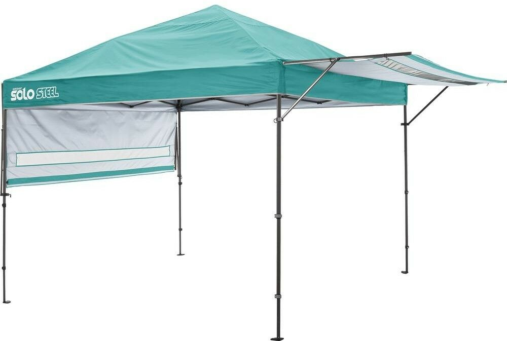 Quik Shade  Portable Canopy Straight Leg 170 10 x 17 Turquoise Outdoor Shelter  quality first consumers first