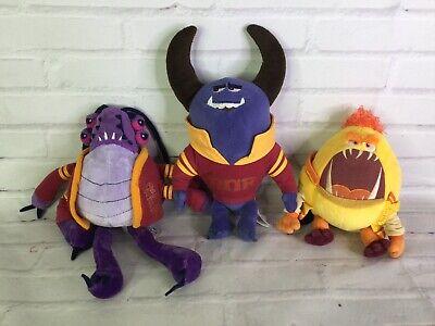 Disney Monsters University Plush Lot Johnny Worthington ...