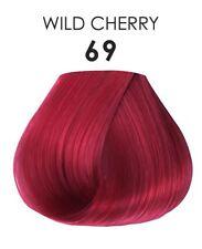 Black Cherry Hair Color For Asian Women