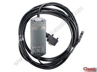 USB Siemens6ES7901-3DB30-0XA0S7-200 Communications Cable Refurbished