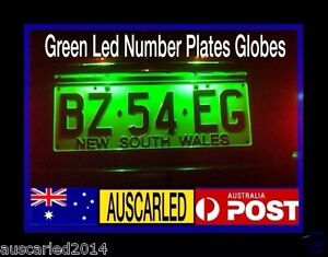 Holden-Captiva-Bright-white-LED-Number-Plate-globe-bulb-many-colours-available