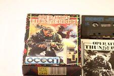 OPERATION THUNDERBOLT FOR THE SPECTRUM 48K 128K +2 +3  BY OCEAN BOX GAME 1989