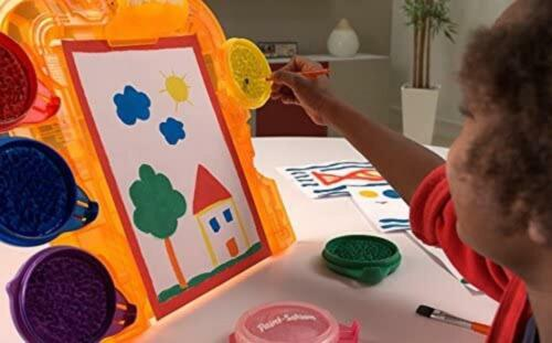 Paint Sation Table Top Easel