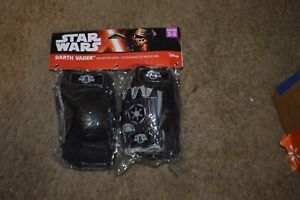 NEW-Bell-Star-Wars-Classic-Darth-Vader-Child-Protective-Gear-Pad-Set-Age-3-5