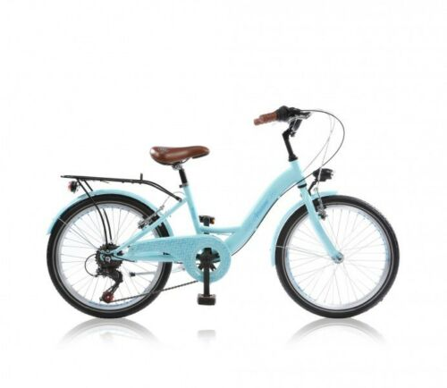 20 20 Zoll Kinderfahrrad Cityfahrrad Mädchenfahrrad Kinder Fahrrad CITYBIKE