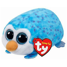 """TY Teeny Tys """" Gus """" Penguin - Stuffed Plush Toy Stackable"""