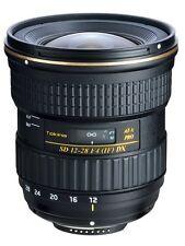 TOKINA 12-28mm F4 AT-X PRO DX LENS TO SUIT CANON & BONUS 16GB SD CARD